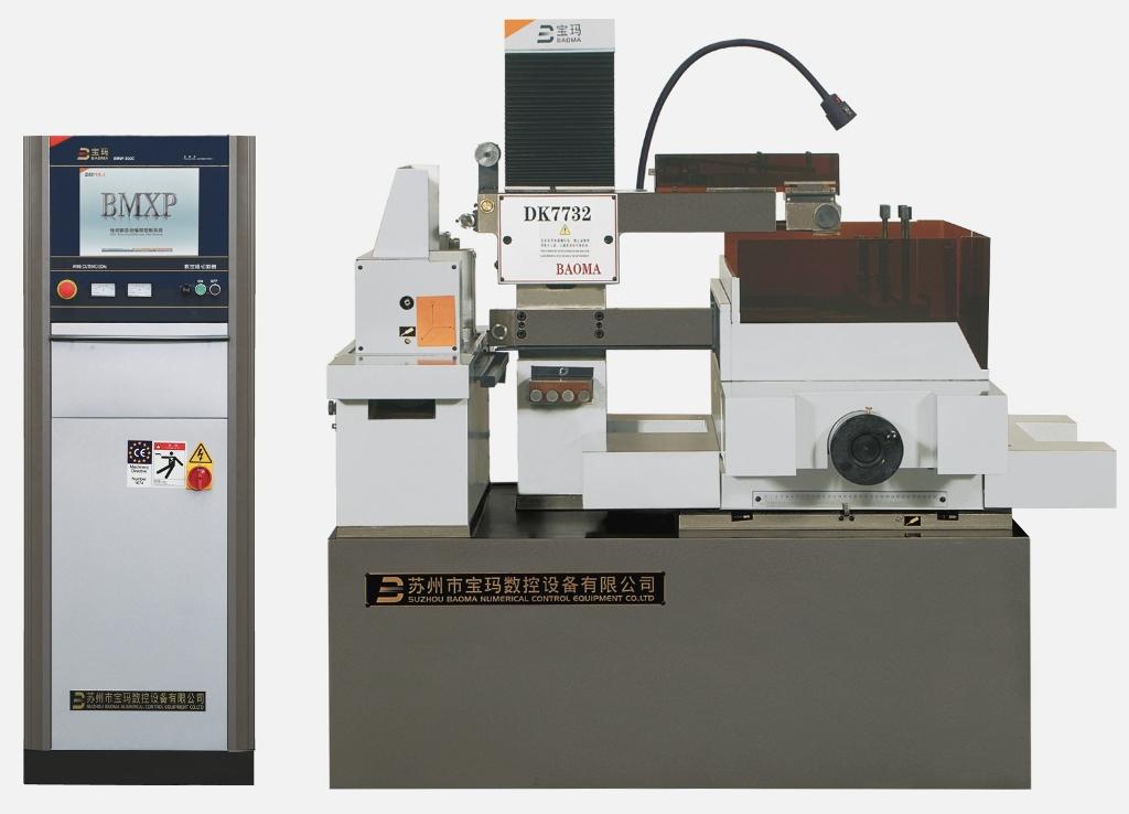 máy cắt dây EDM DK7732