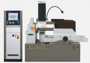 máy cắt dây CNC DK7740