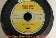 Dây đồng thau nex cut EDM Brass wire